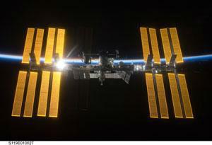 ISS y Tierra