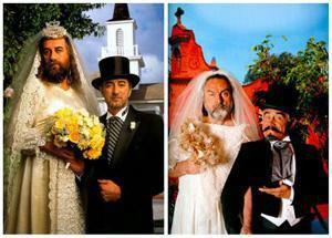 Fleetwood Mac, Héctor Suárez y Pedro Armendáriz