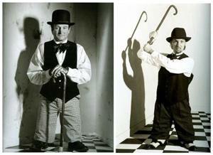 Robin Williams y Patricio Borghetti